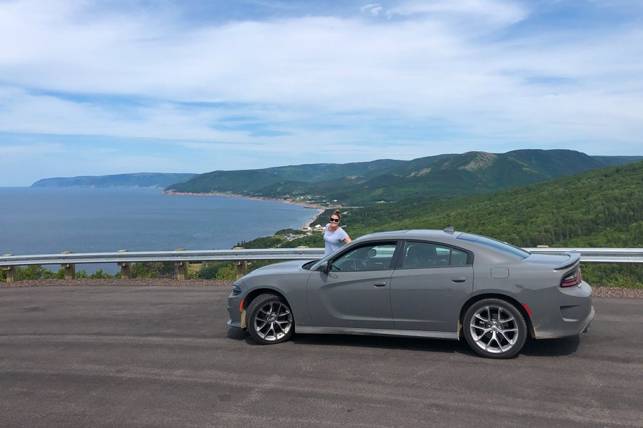 nova scotia road trip to cabot trail