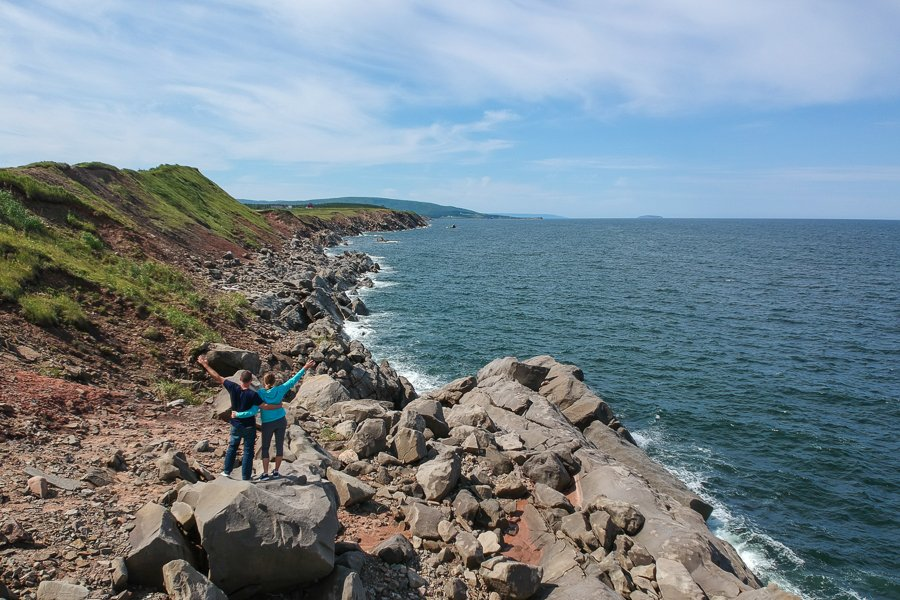 cape breton island road trip