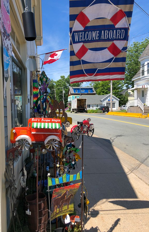 mahone bay is one of the best places to visit in nova scotia
