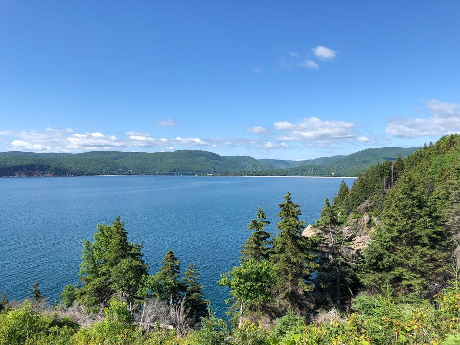 middle head trail cape breton