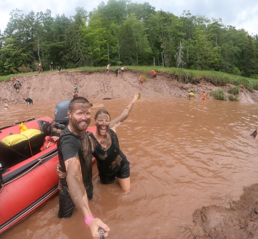 mud sliding urbania best things to do in nova scotia