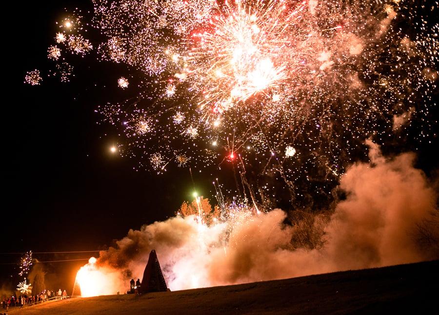 new orleans festivals fireworks
