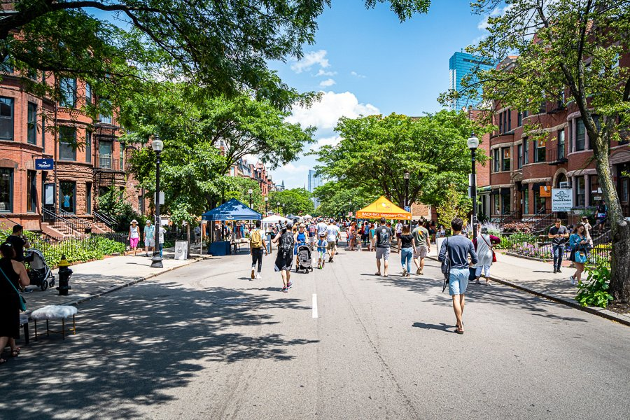 newbury street boston things to do
