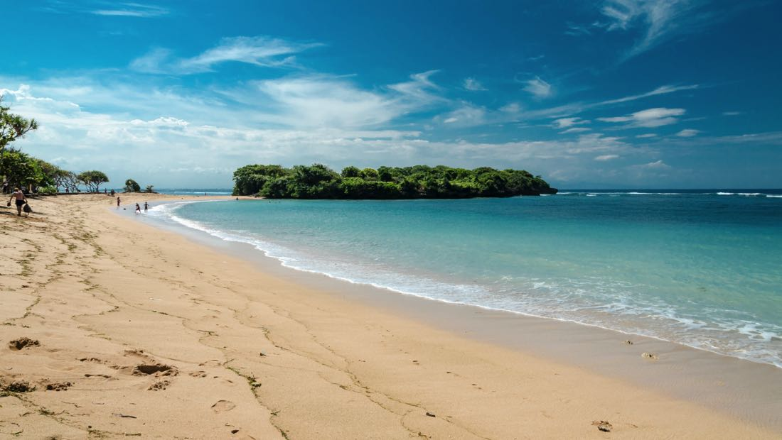 nusa dua beach places to stay in bali