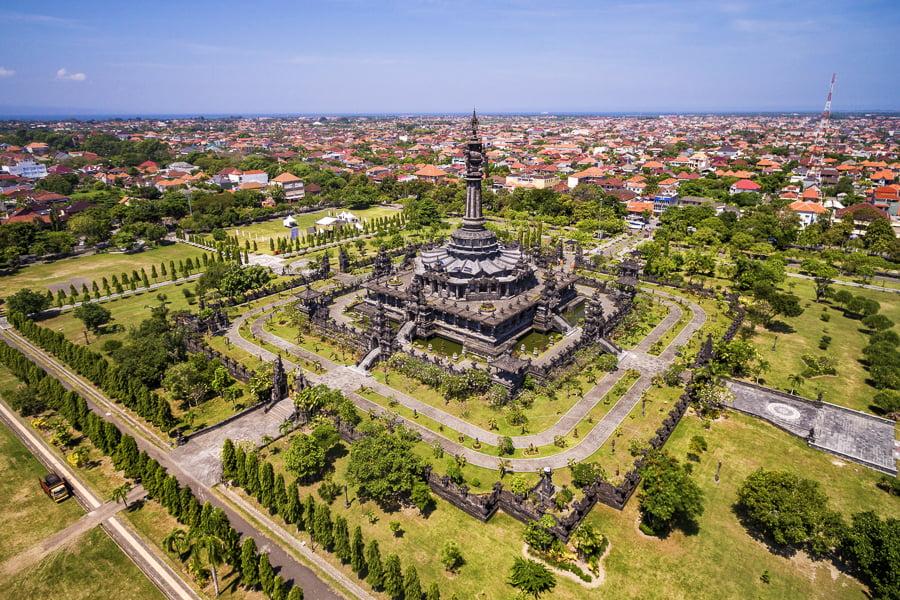 places to visit in bali denpasar