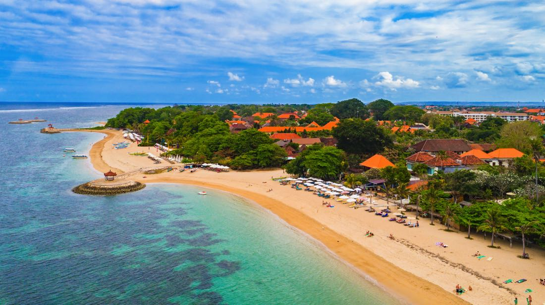 sanur where to stay in bali
