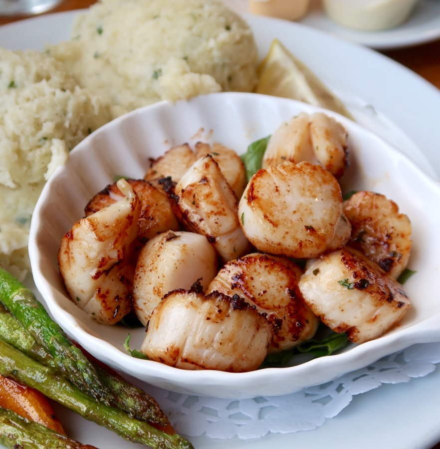 digby is the best place in nova scotia to try scallops
