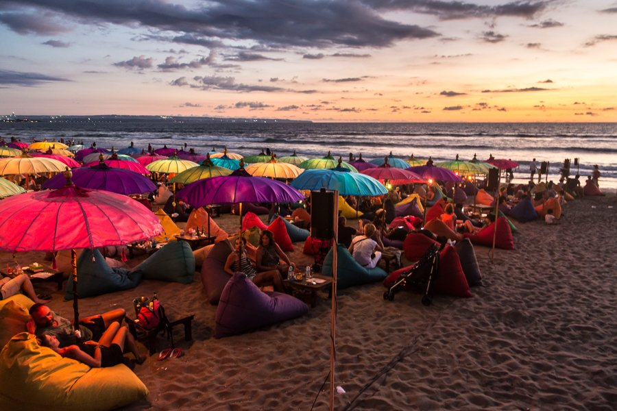 best places to visit in bali for sunset is seminyak