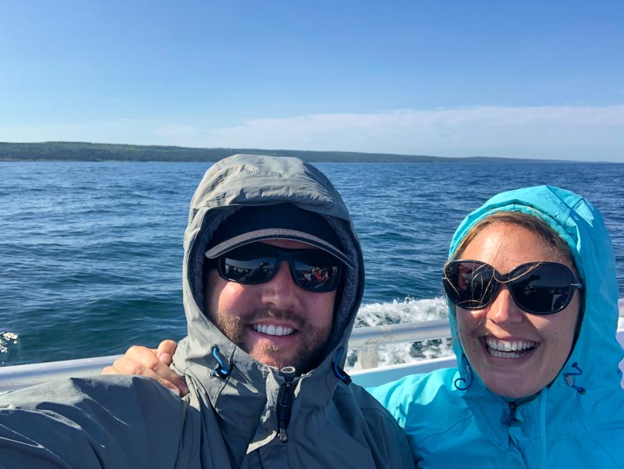 whale watching nova scotia