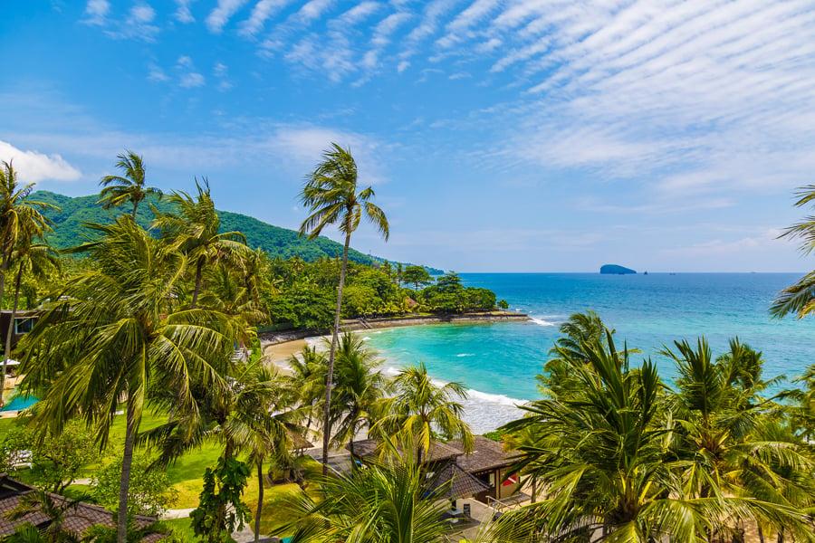 where to go in bali candidasa beach
