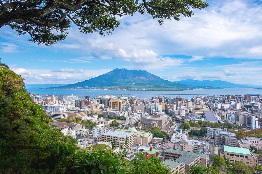 Sakurajima volcano japan attractions