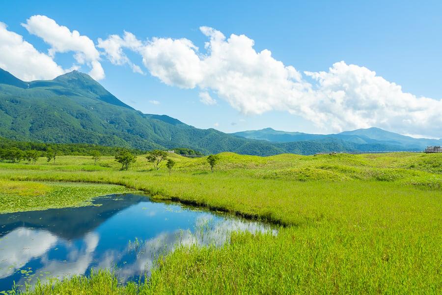Shiretoko national park japan attractions