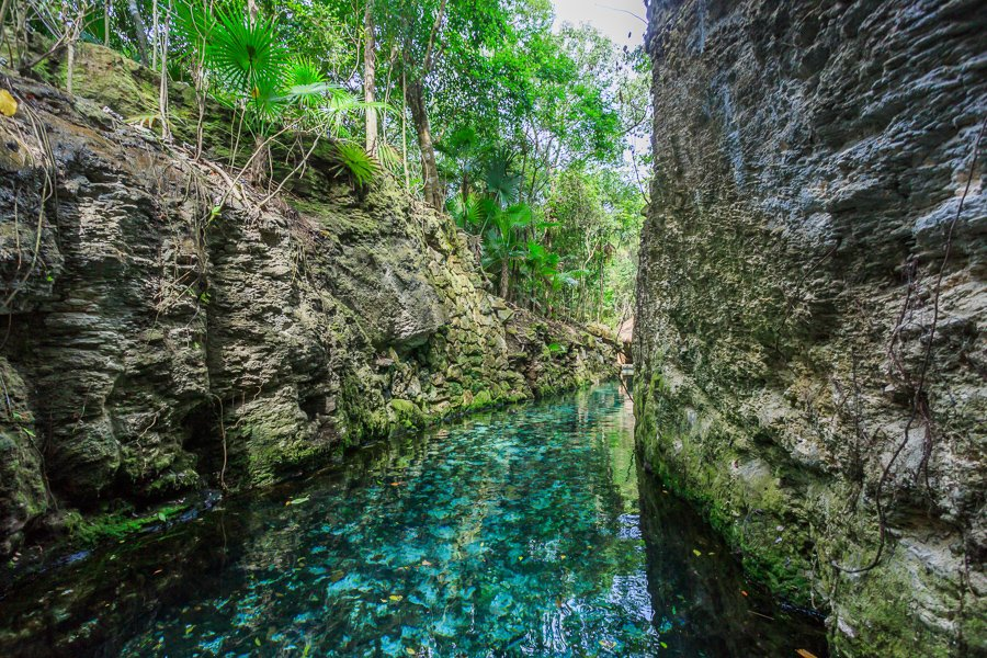 Underground River Cancun - 21 things to do in cancun