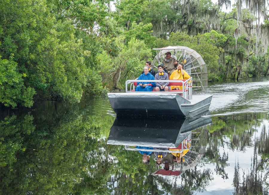 airboat tour new orleans