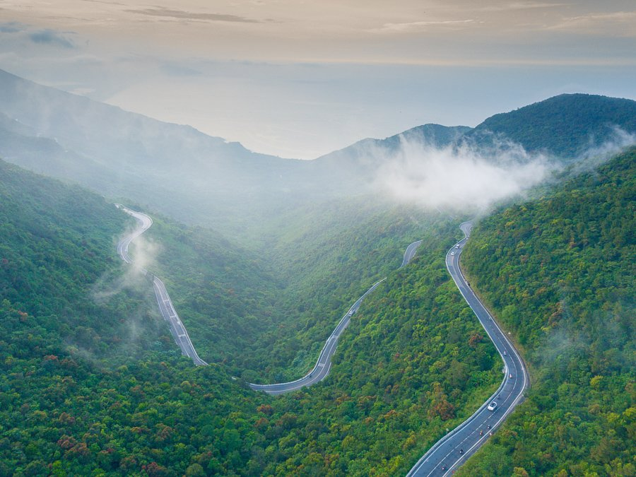 drive hai van pass things to do in danang