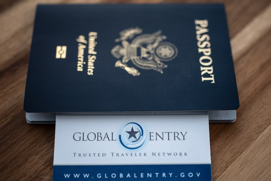 using global entry to travel