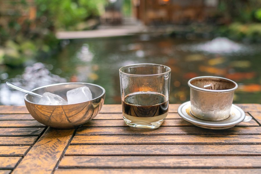 drink vietnamese coffee things to do in danang