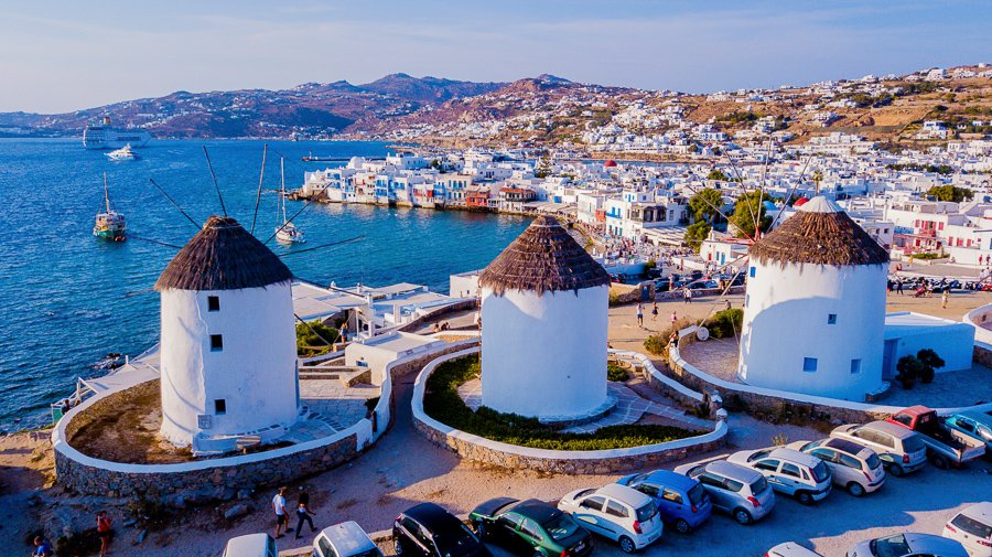 windmills of mykonos best things to see