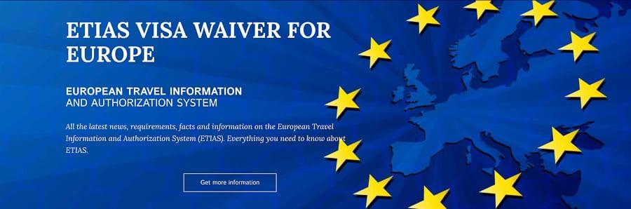 ETIAS schengen visa