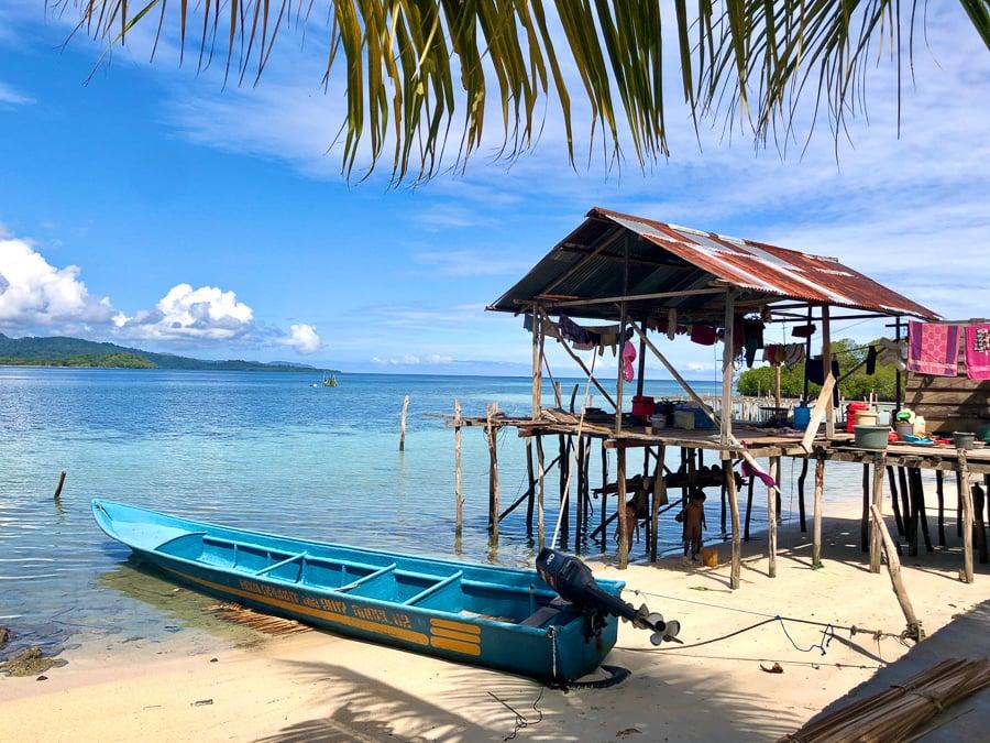 arefi island raja ampat