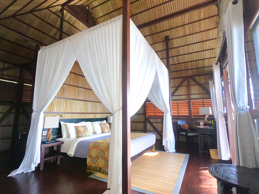 papua paradise bungalow