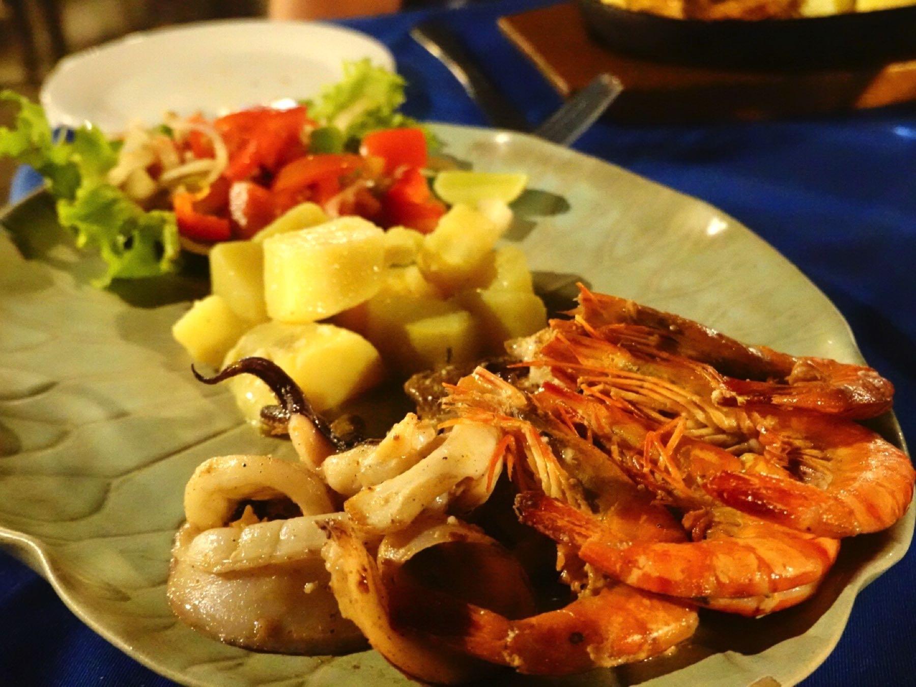 food villa almarik