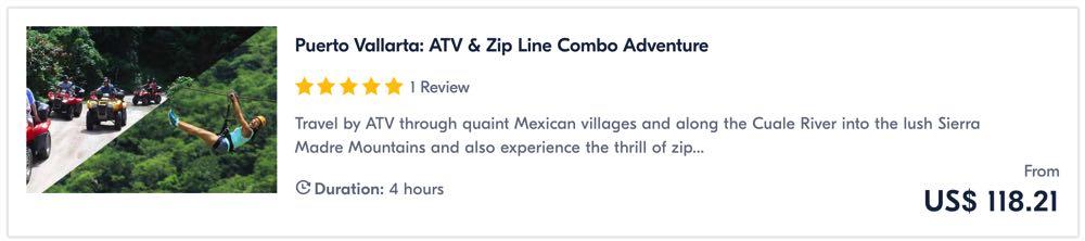 zip lining in puerto vallarta one of the best tours