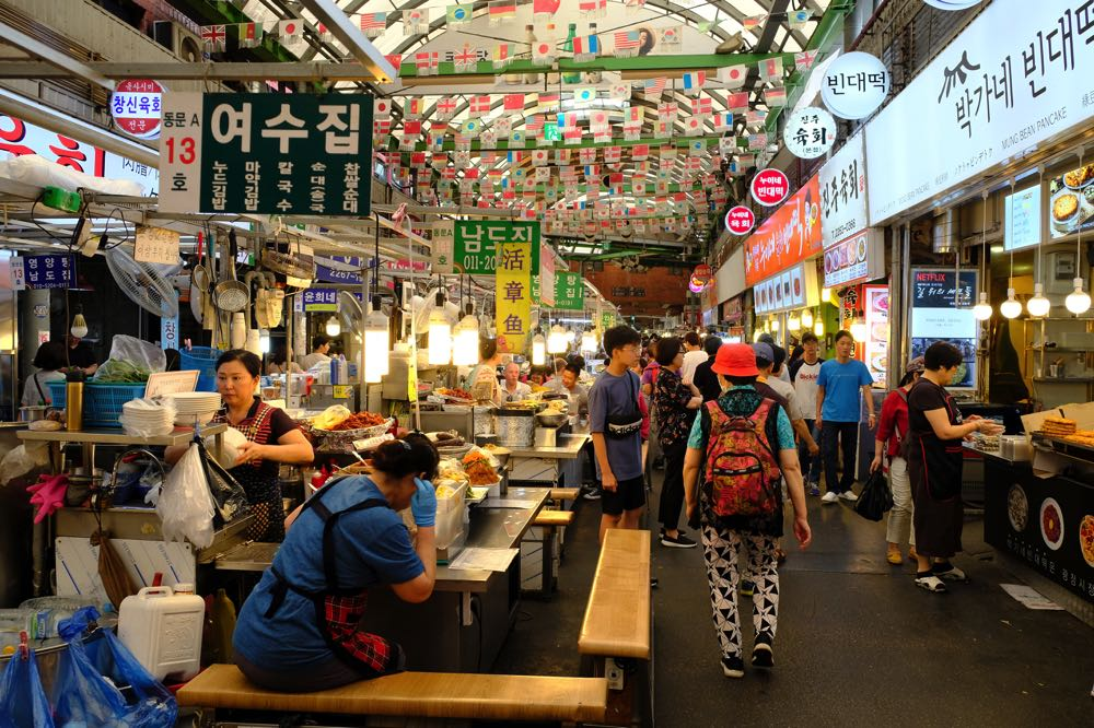 Gwangjang things to do in seoul