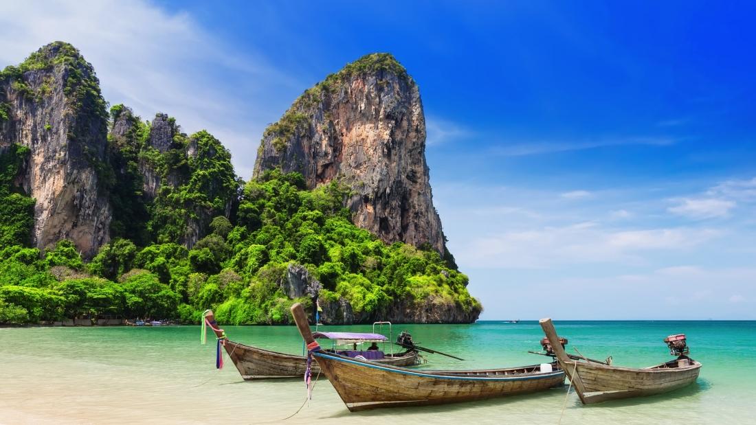 Best Beach Country Thailand Travel