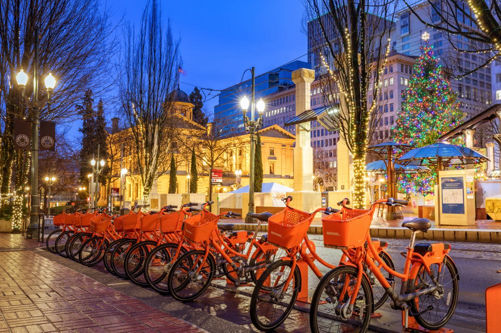 biking in portland is one of the best things to do