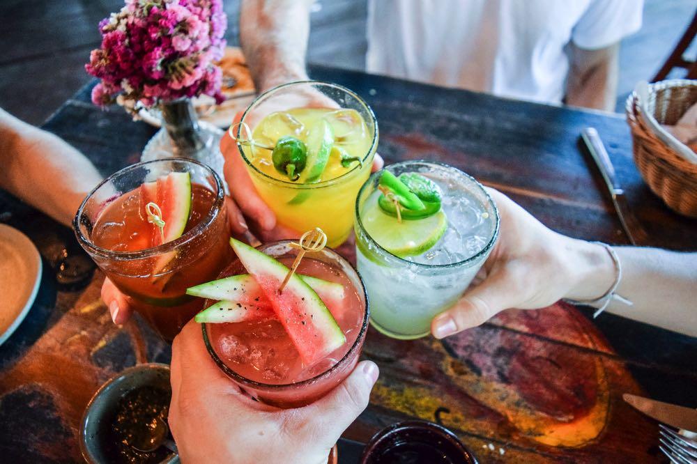 cocktails puerto vallarta