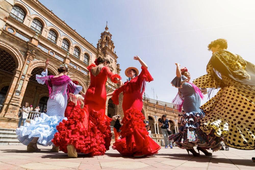 flamenco dancing seville