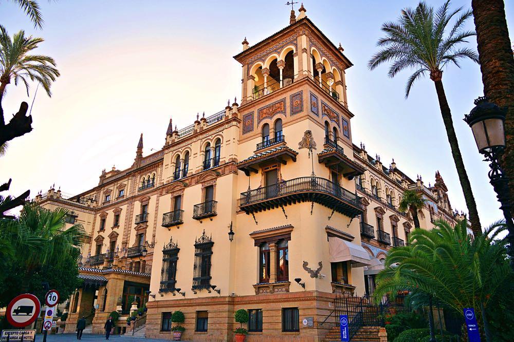 hotels in seville spain