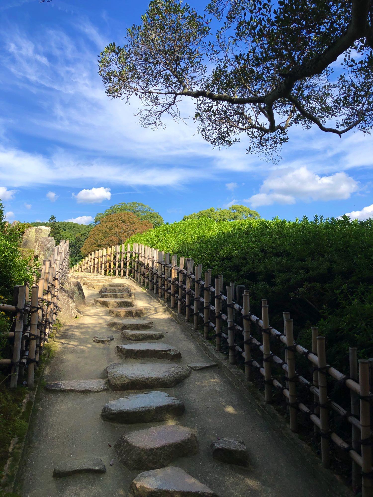 korakuen garden okayama
