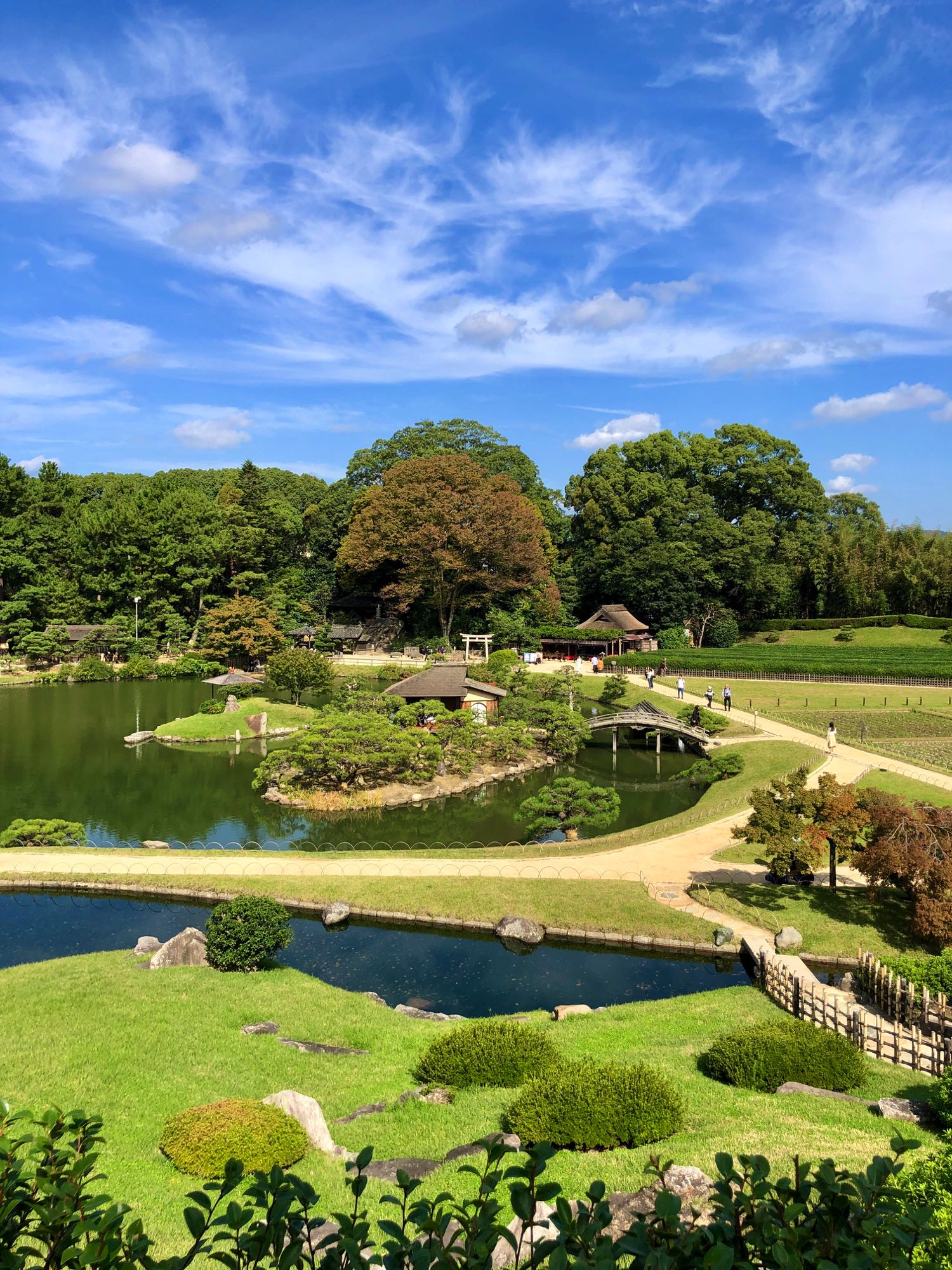 korakuen gardens okayama city