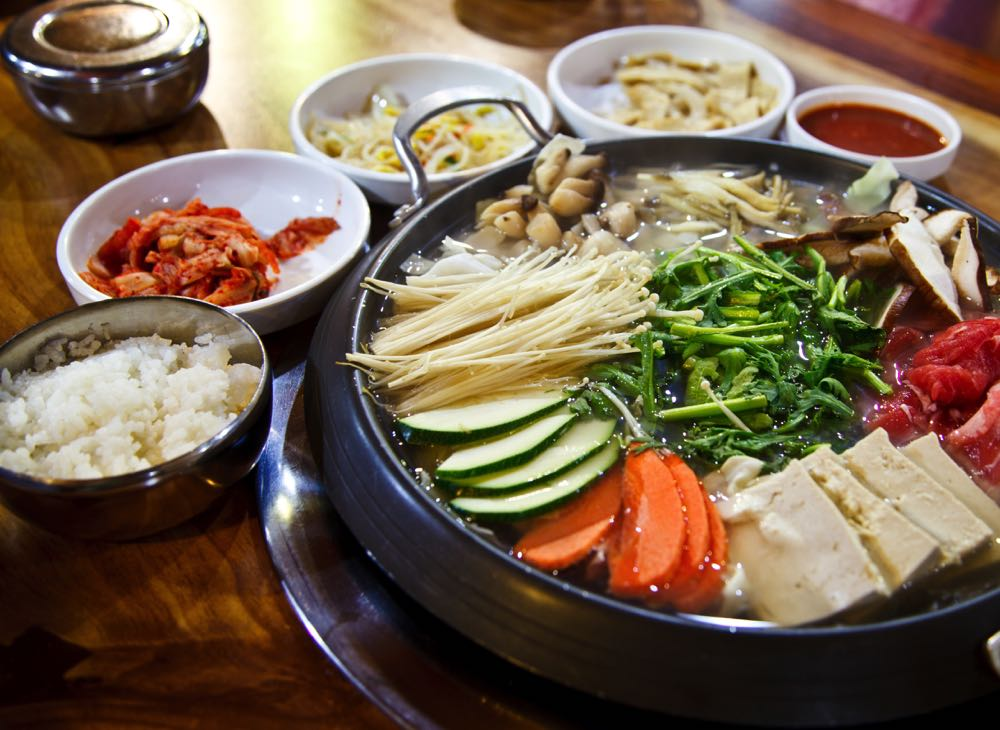 korean food to try