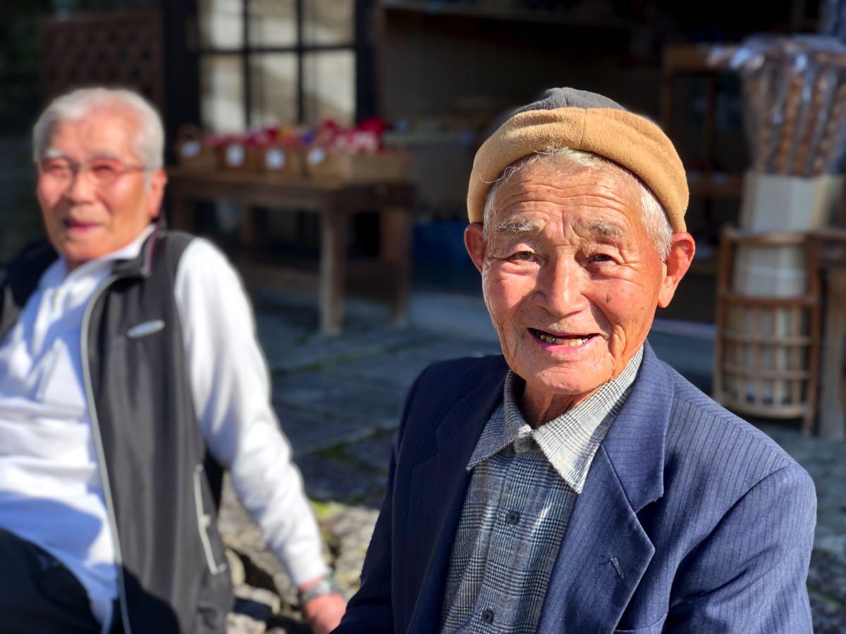 local people in nakatsugawa