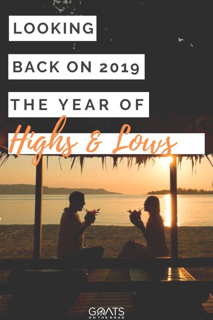 Indonesia with text overlay looking back on 2019