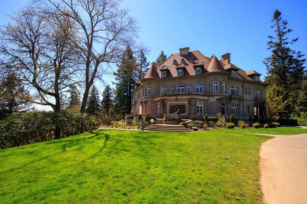 pittock mansion portland places to visit
