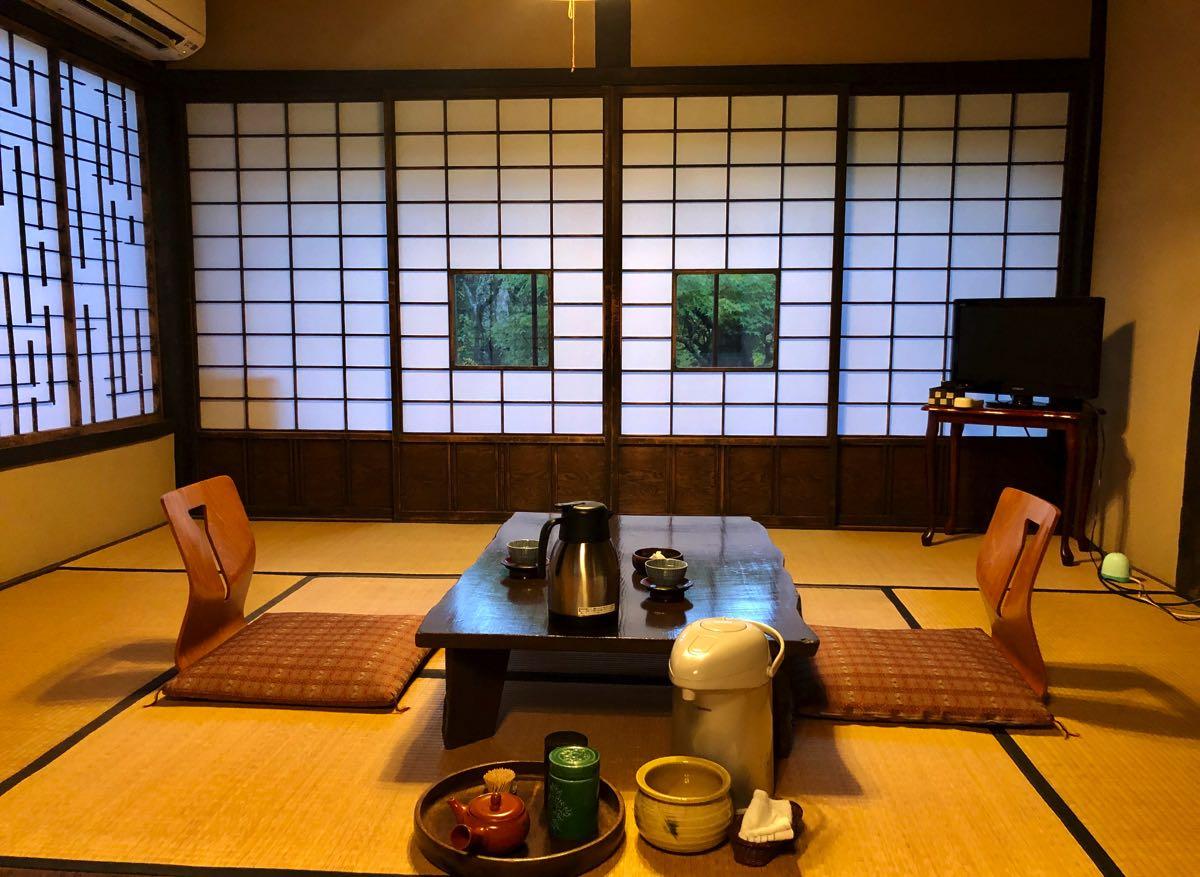 ryokan in nakatsugawa