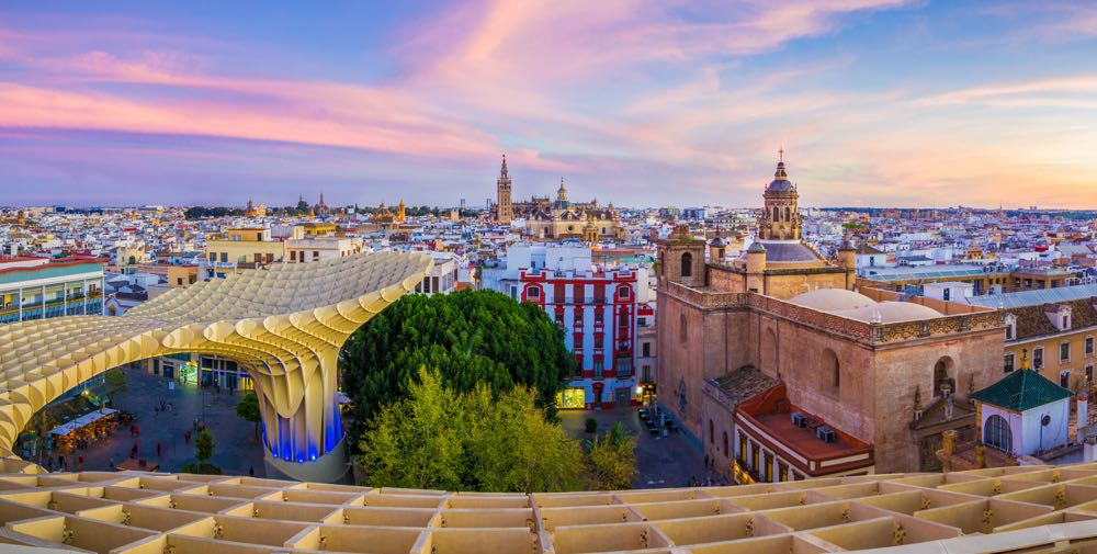 setas de seville things to see in seville