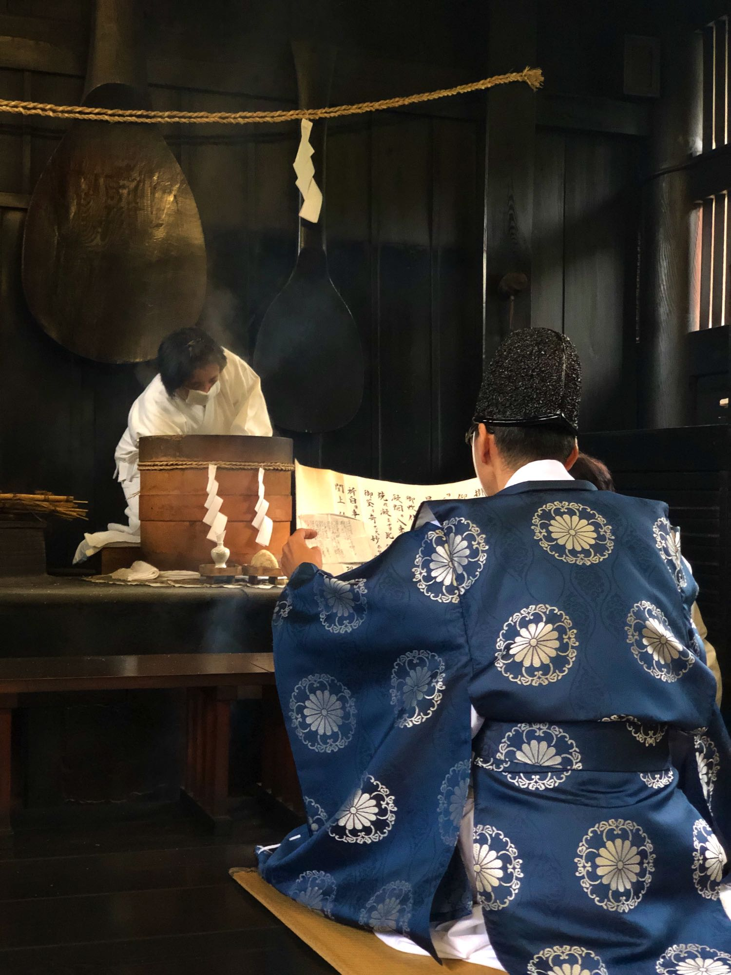 shinto shrine okayama