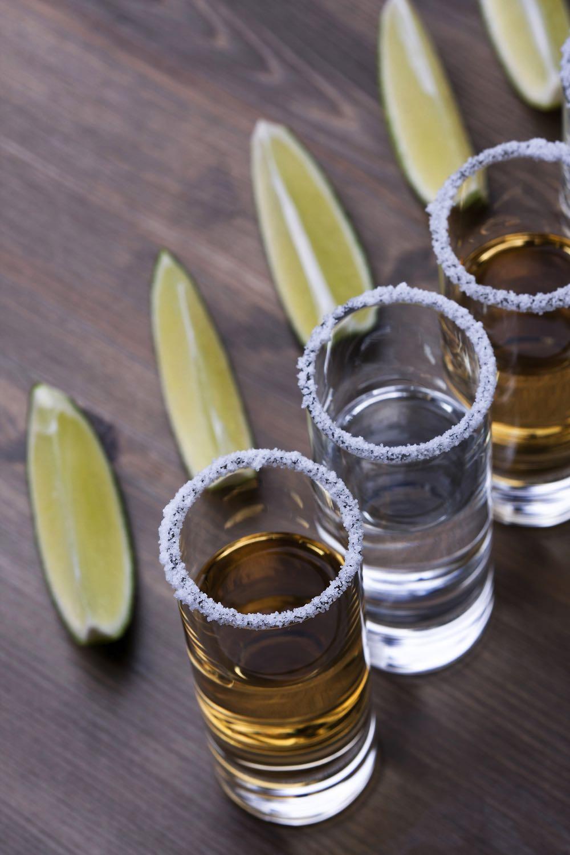 tequila shots in puerto vallarta