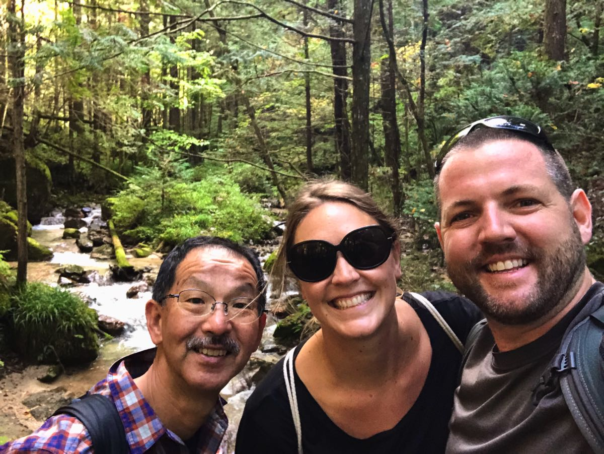 travel guide for the nakasendo trail