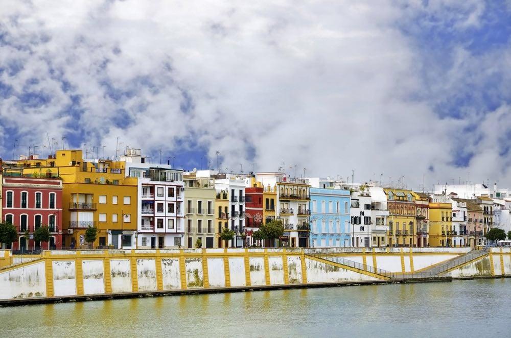 triana neighbourhood seville