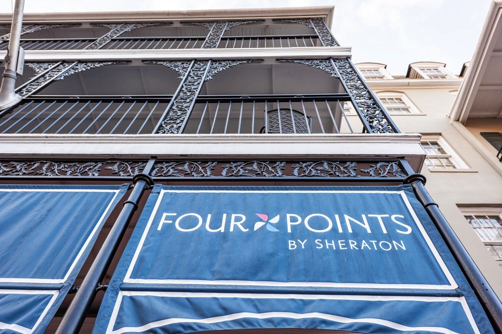 where to stay in new orleans four points by sheraton