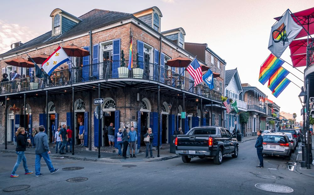 where to stay in the french quarter