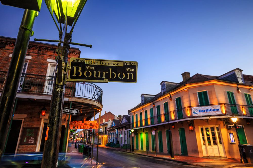where to stay in new orleans bourbon street