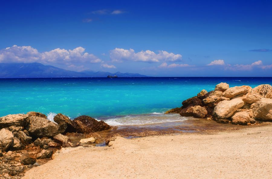 Alykes One Of The Best Beaches in Zakynthos