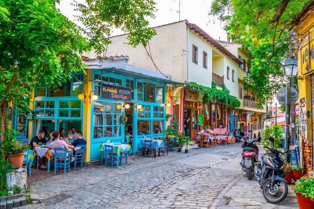 Ladadika things to see in thessaloniki greece